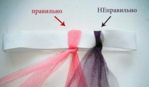 как крепить полоски