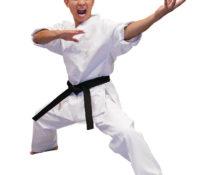 как завязать пояс на кимоно для карате