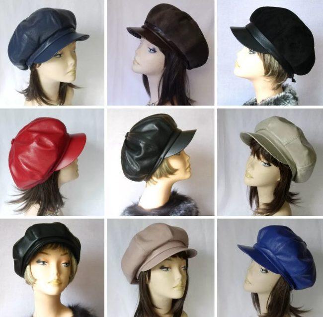 кепка женская гаврош 5