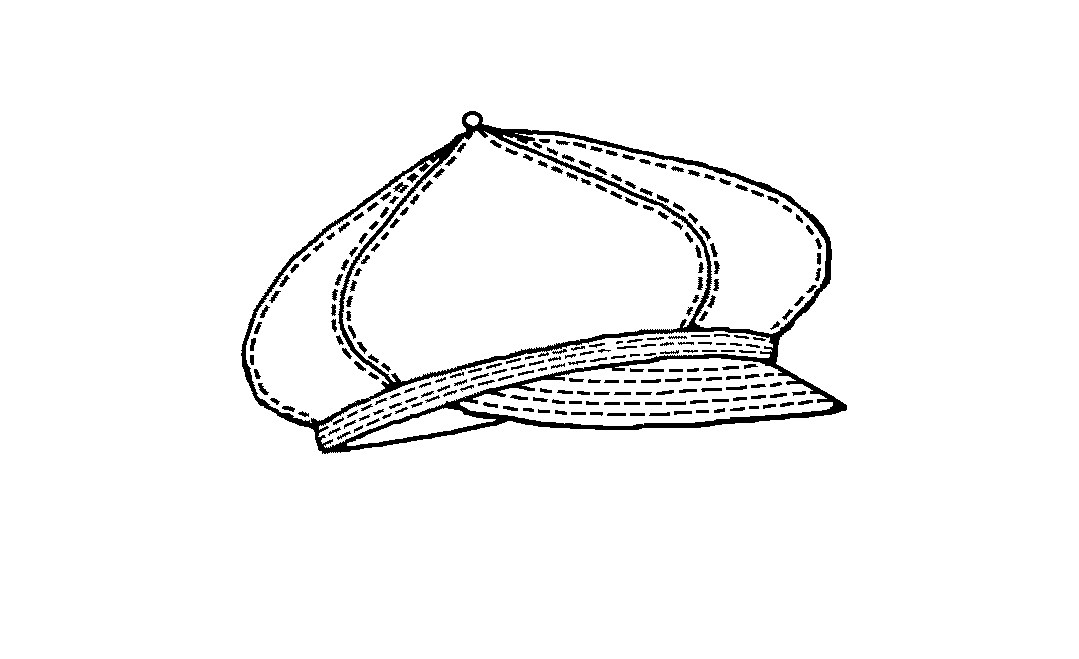кепка женская внешний вид