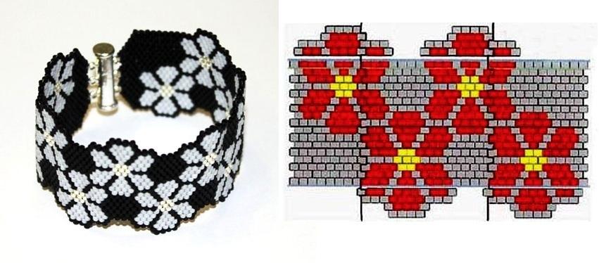 Кирпичное плетение