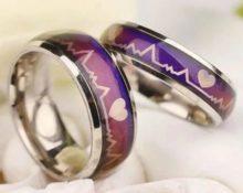 кольцо хамелеон 11