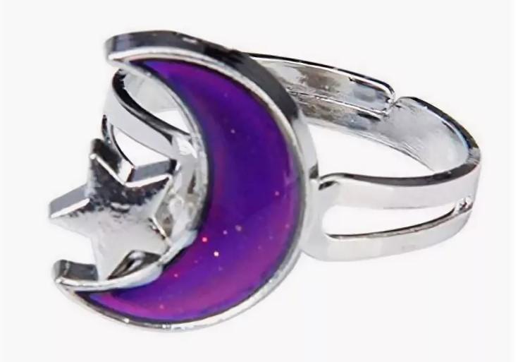 кольцо хамелеон 3