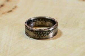 кольцо своими руками из монеты
