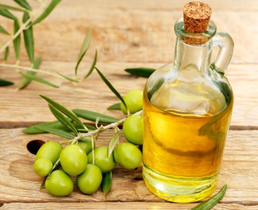 краска на линолеуме оливковое масло