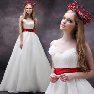 krasnaya-lenta-na-svadebnom-plate-chto-znachit-Neprivychno-no-effektno18