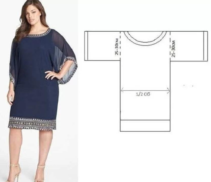 летнее платье 10
