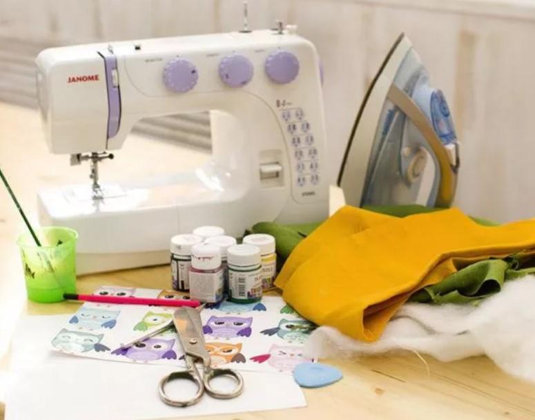 летние платья швейная машина