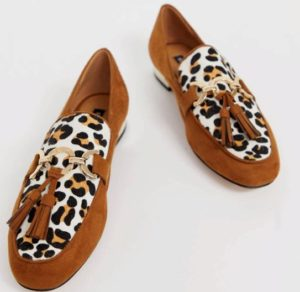 лоферы леопардовые 4