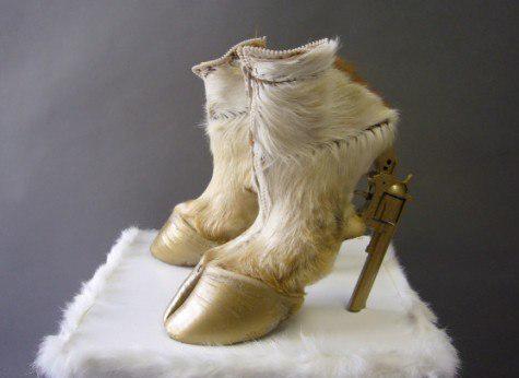 Самые смешные «модные» туфли