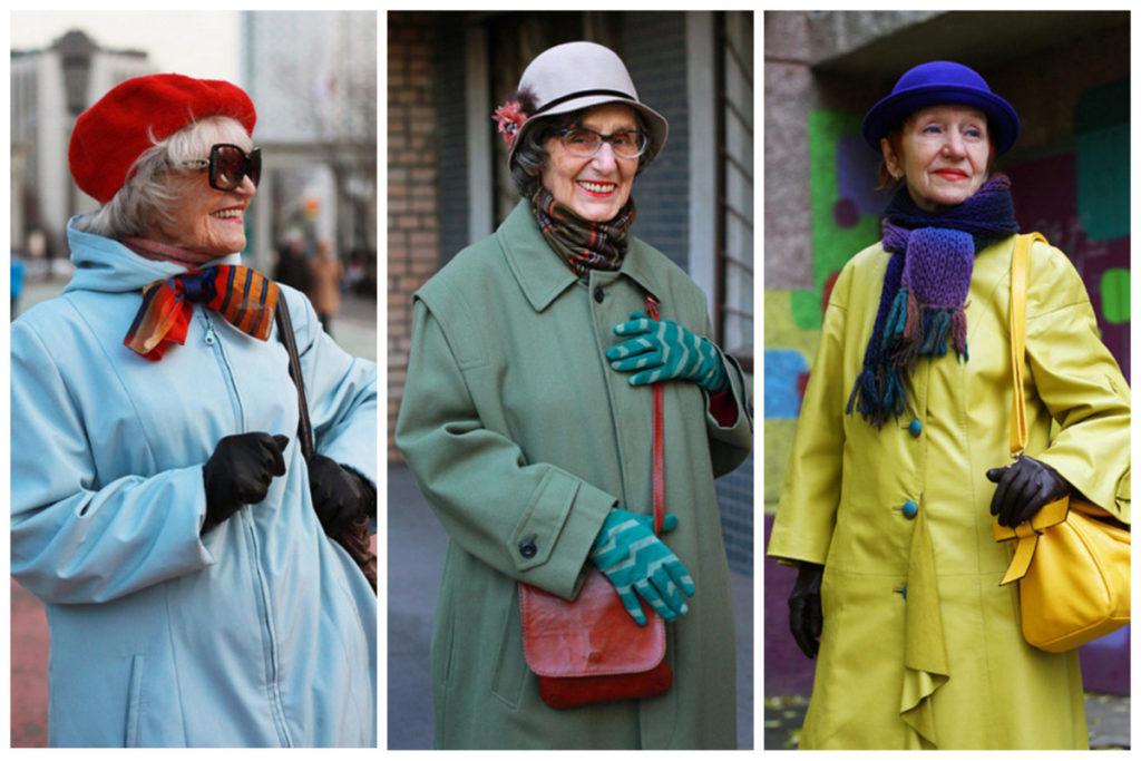 мода на старость с России