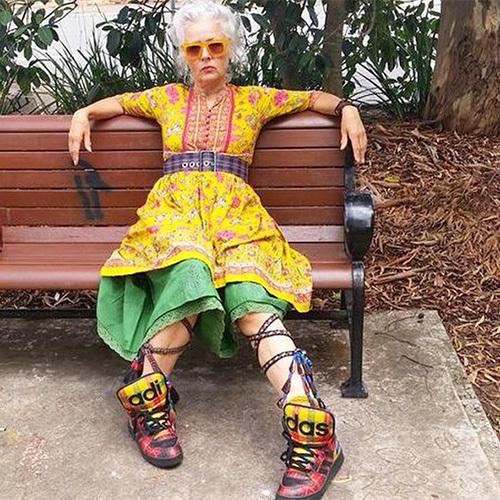 мода на старость