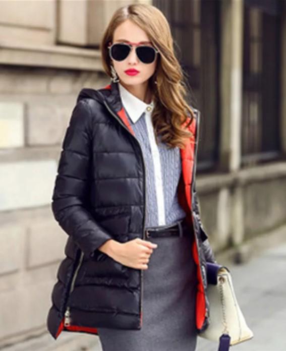 молния рахъемная на куртке