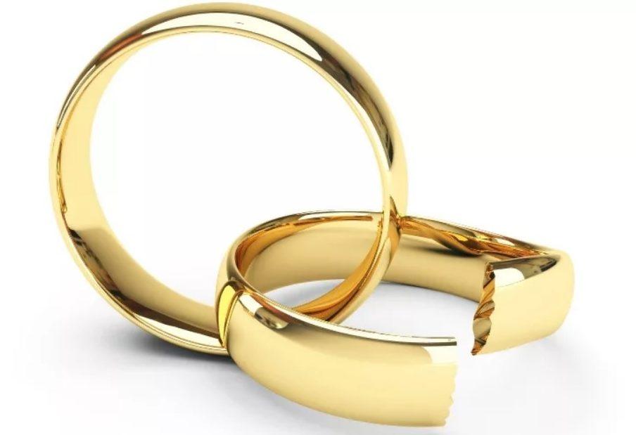 обручальные кольца смерть супруга