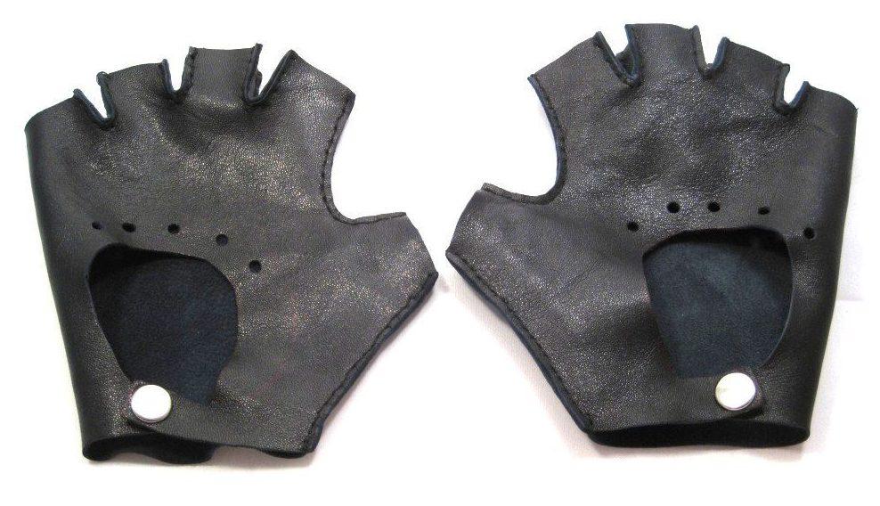 перчатки без пальцев готовые митенки