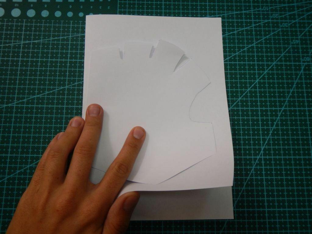 перчатки без пальцев выкройка 4