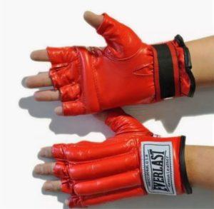 перчатки для мма шингарты снарядные