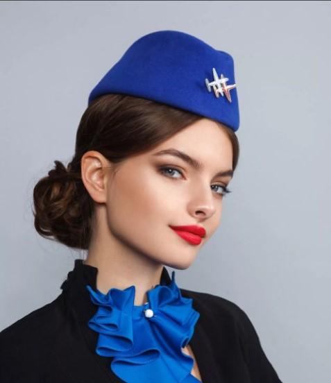 пилотка стюардесс