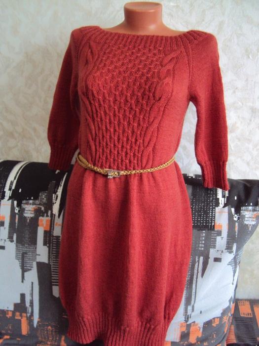 платье женское модель 1