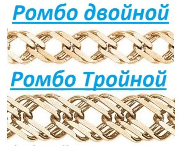 плетения браслетов Ромбо