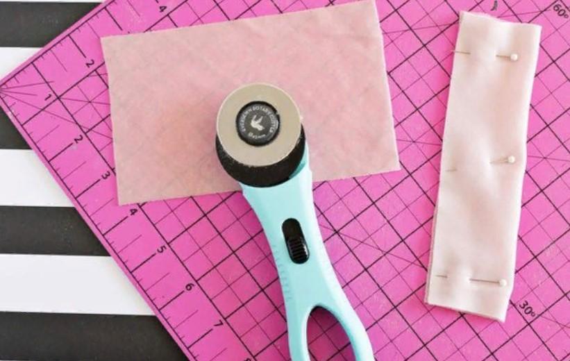 подставка для колец вырезаем полоски