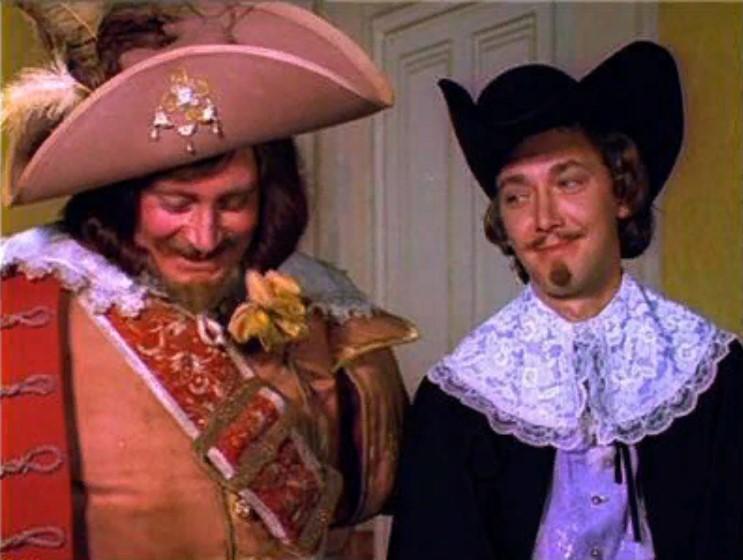 пряжки банделье мушкетеры