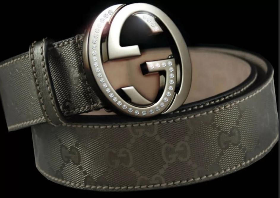 пряжки самый дорогойпояс в мире Gucci