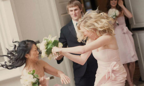 драка на свадьбе