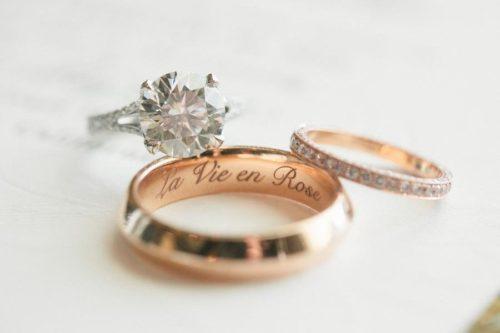 обручальные кольца с гравировкой