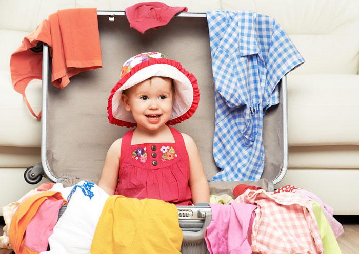 Ребенок одежда