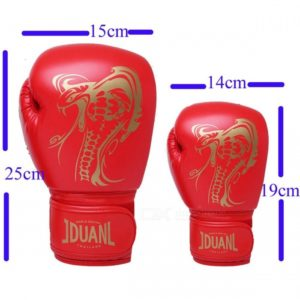размеры перчатки