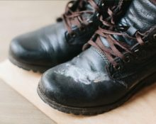 соль на обуви 1