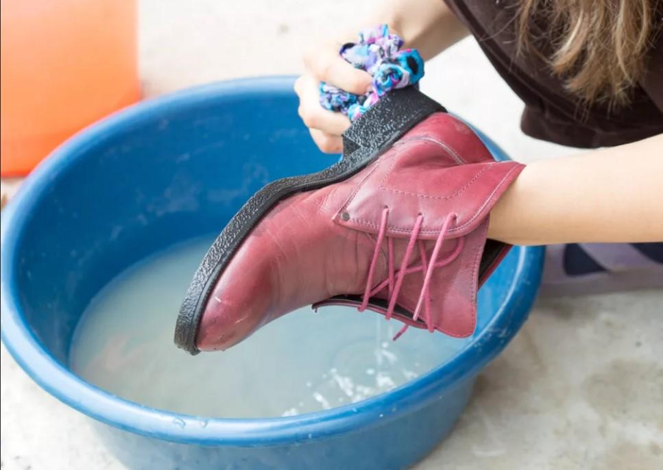 соль на обуви 2