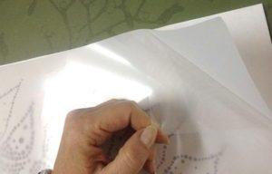 стразы на одежду переводим на ткань