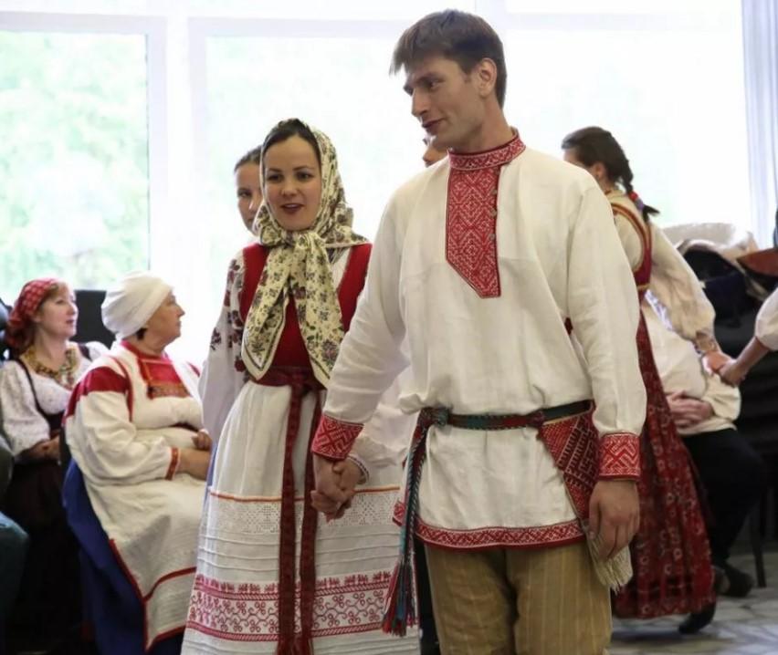 свадебные костюмы ижорцы 3