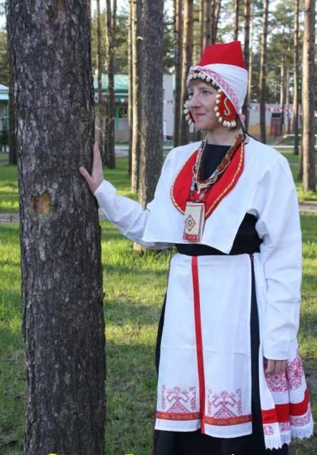 свадебные костюмы вожане водь 3