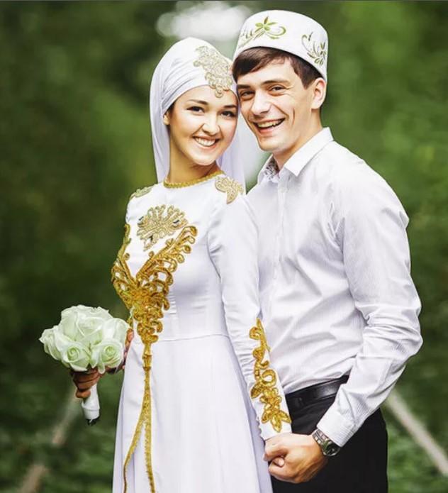 татарская свадьба 7