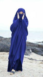 цельный хиджаб