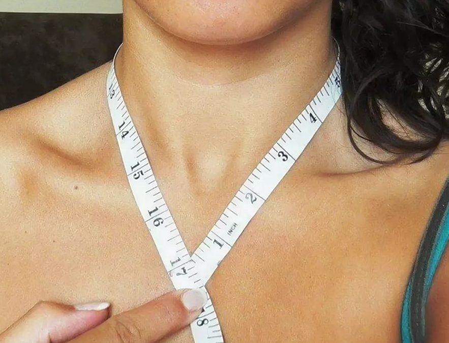 цепочка измерить длину сантиметром