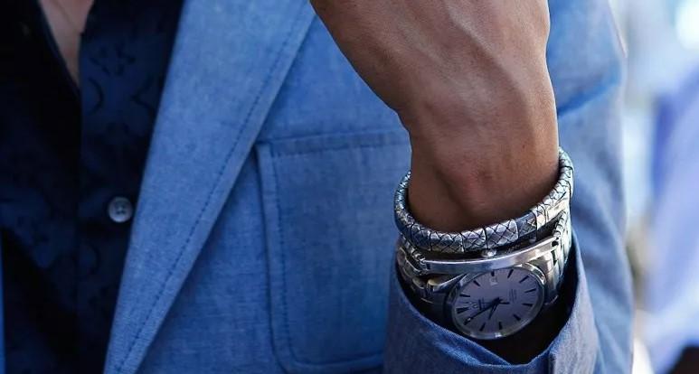 цепочка мужская серебрянвя