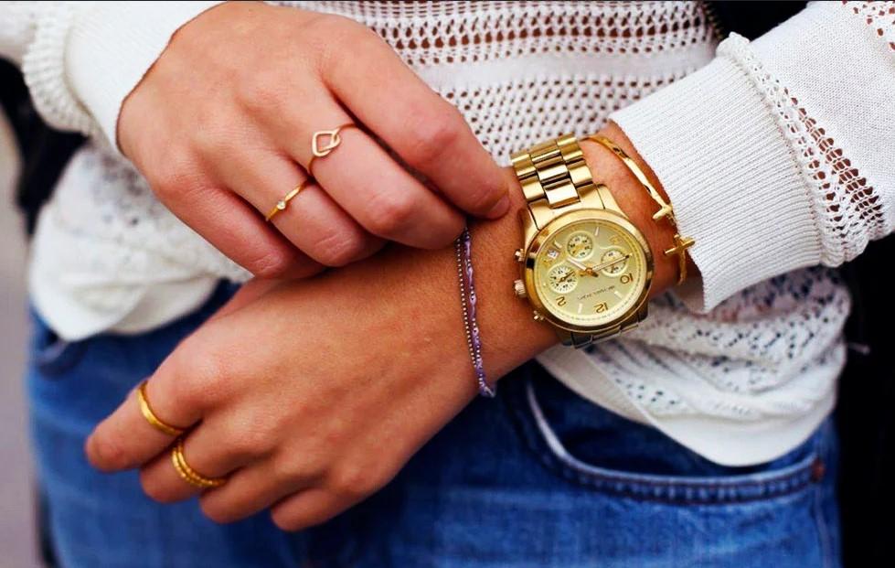 цепочка мужская золотой браслет