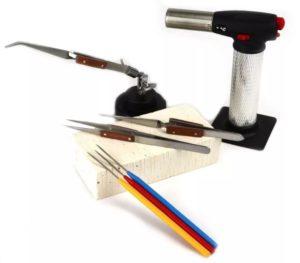 цепочка набор ювелирных инструментов для пайки