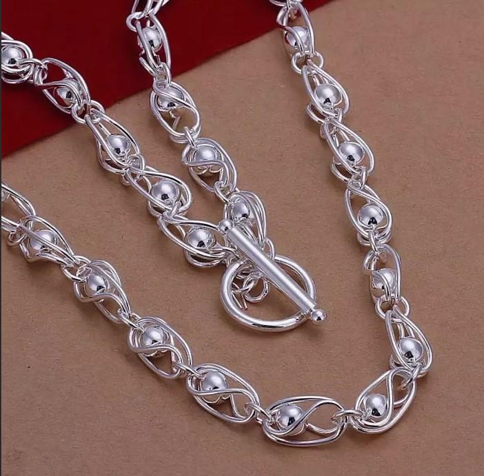 цепочка серебряная женская