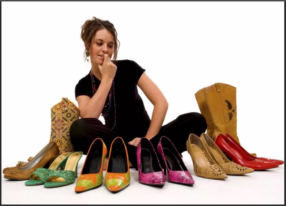 туфли приметы 1