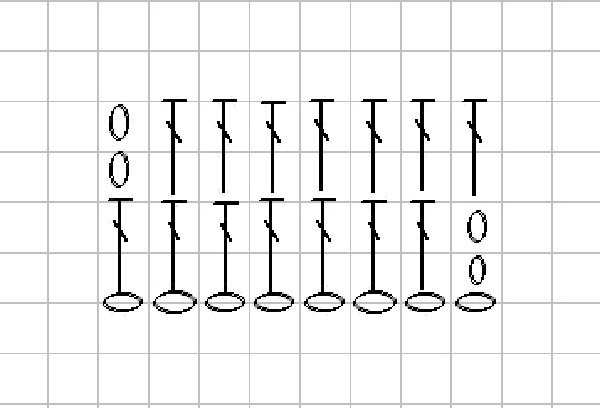 тюбетейка схема 2