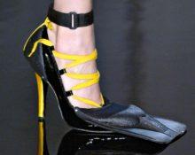 уродливые туфли