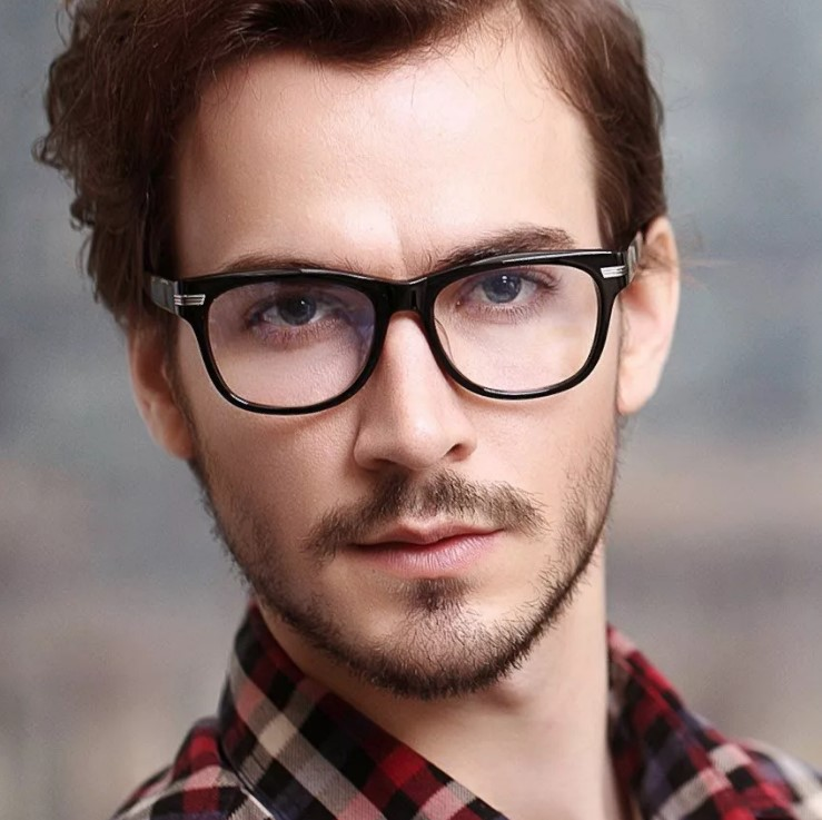 очки мужчина