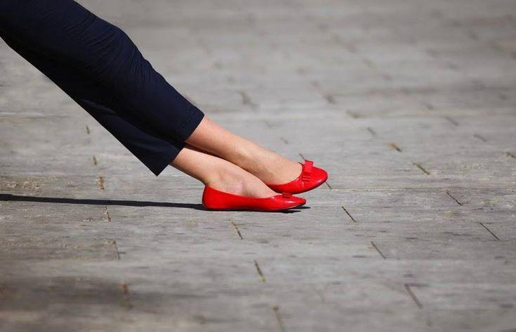 Почему балетки вредны для ног