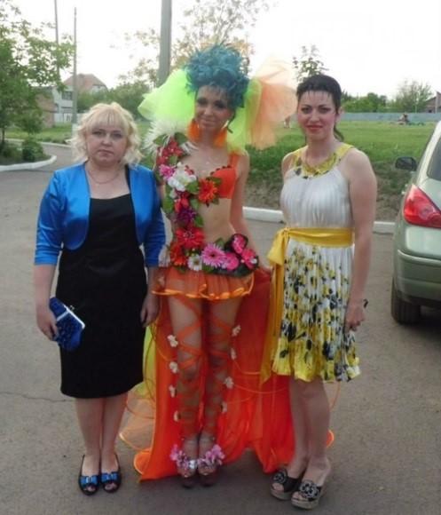 Платье выпускной