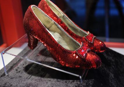 рубиновые туфельки